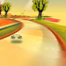 Screenshot from Scenic